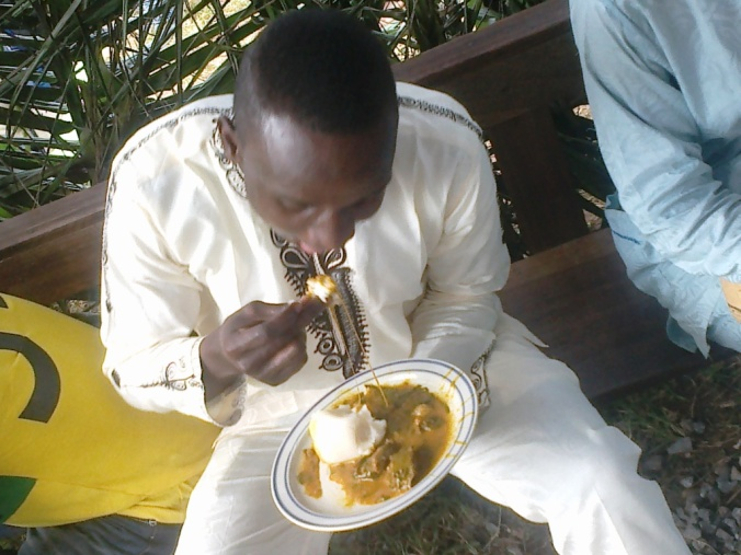 Cultural African Meal 1