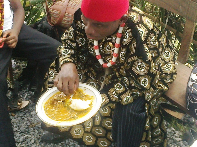Cultural African Meal